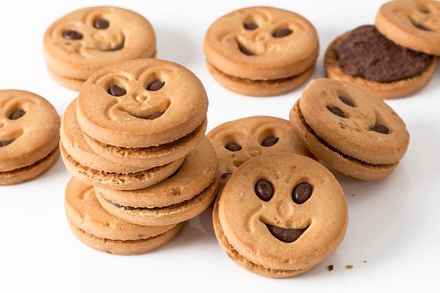 Sladké sušenky
