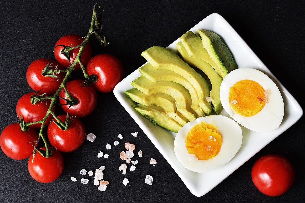 strava obohacená zeleninou